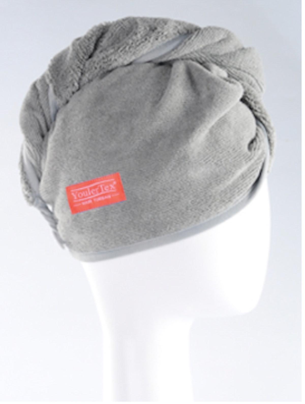 YoulerTex Microfiber Hair Towel Wrap (Set of 2)
