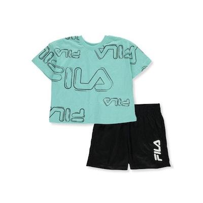 FILA Short Set