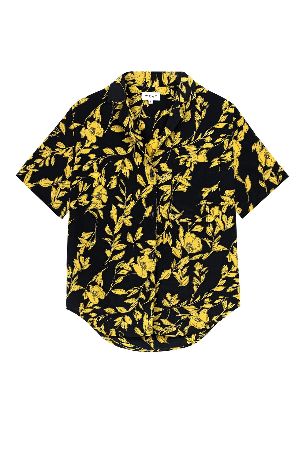 Gregory Top - Taxicab Floral