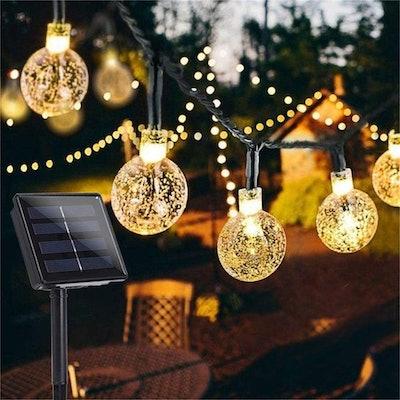 Bripower Garden Solar Lights