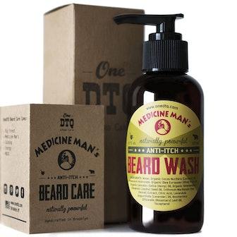Medicine Man Anti-Itch Beard Wash, 4.7 fl. oz.