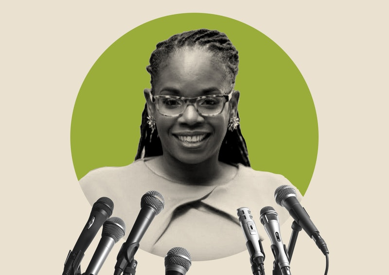 Glynda Carr, Co-Founder Of Higher Heights PAC