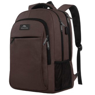 Matein Computer Backpack With USB Charging Port