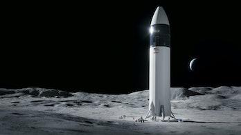 Starship, Moon