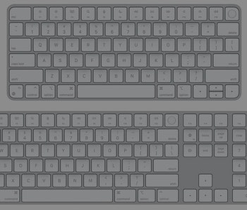 Anyone with an M1-powered Mac can now buy Apple's wireless Magic Keyboard with Touch ID sensor.