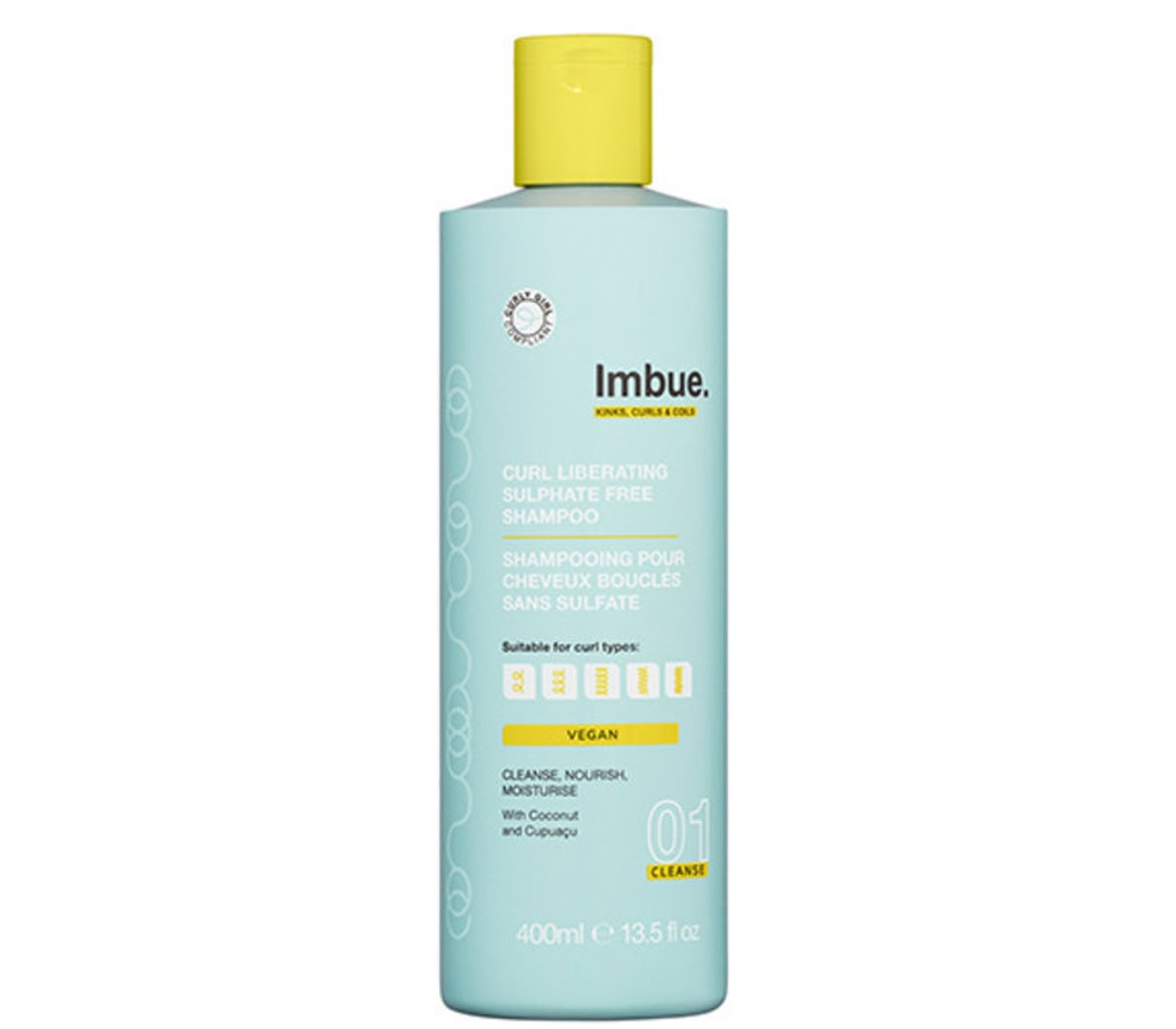 Curl Liberating Sulphate-Free Shampoo