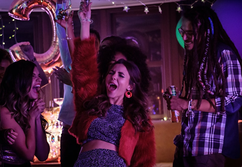 Victoria Justice stars in the upcoming film 'Afterlife of the Party.'