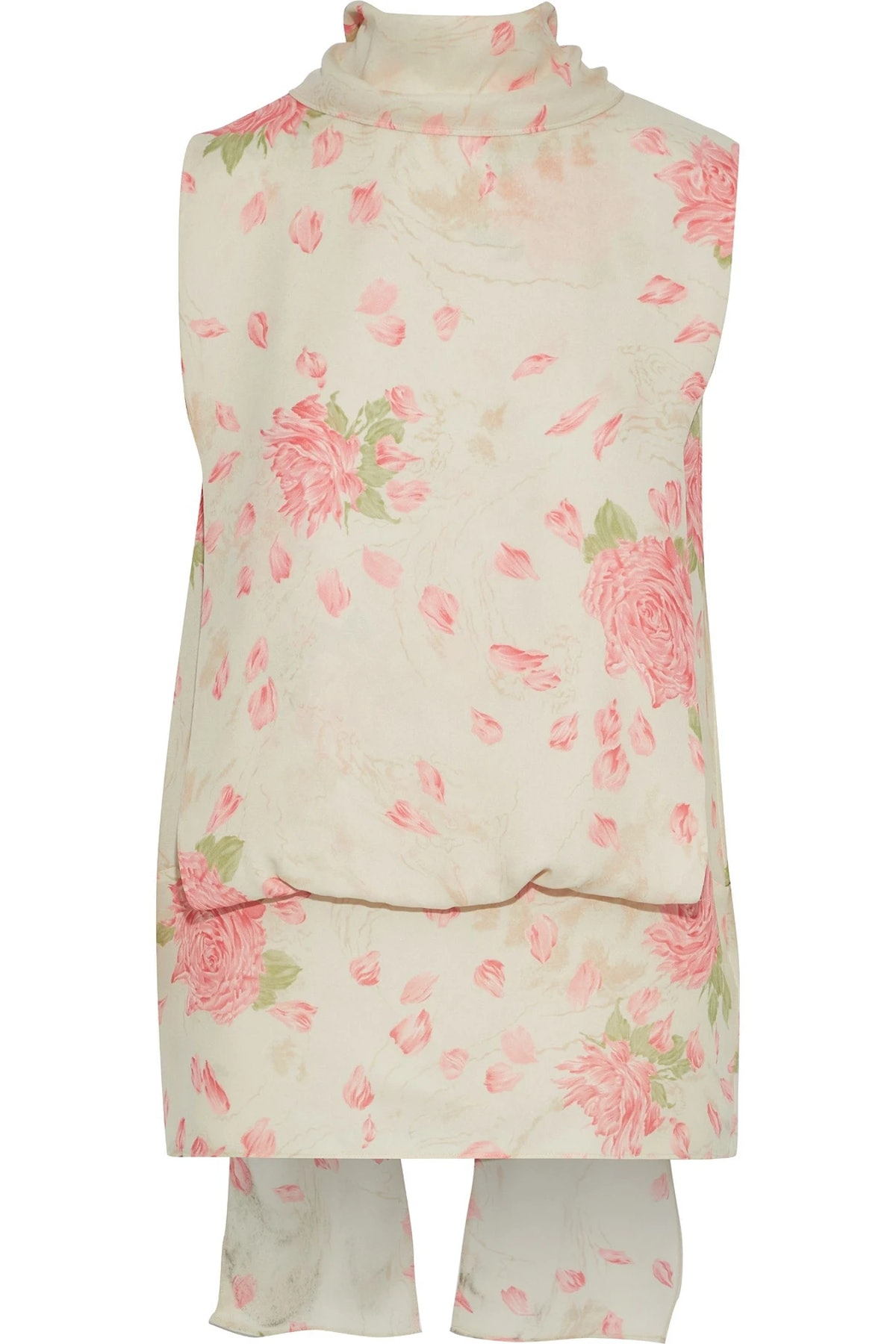 Valentino floral print top from The Outnet summer sale 2021.