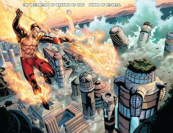 Namor Sub-Mariner Black Panther Wakanda Forever Rumor
