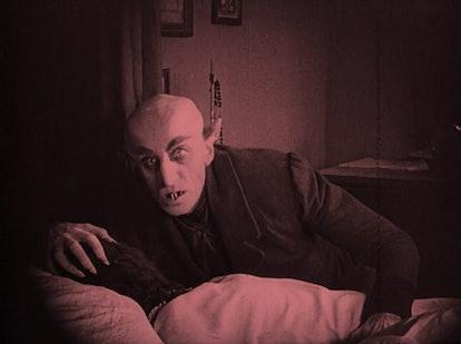 Nosferatu, directed by F. W. Murnau. Courtesy of Film Arts Guild.
