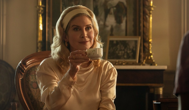 ELIZABETH MITCHELL as LIMBREY in Season 2 of OUTER BANKS.