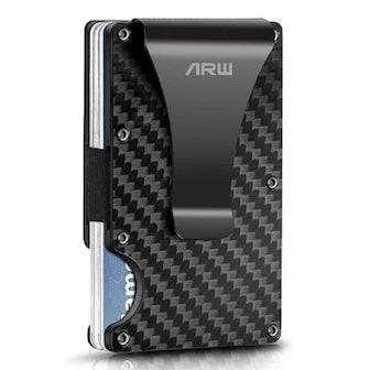 ARW RFID Money Clip Wallet