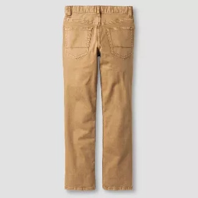 Boys' Stretch Straight Fit Jeans