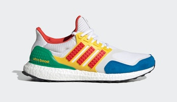 Adidas x LEGO UltraBoost DNA