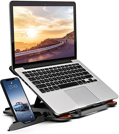 KENTEVIN Multi-Angle Laptop and Phone Stand