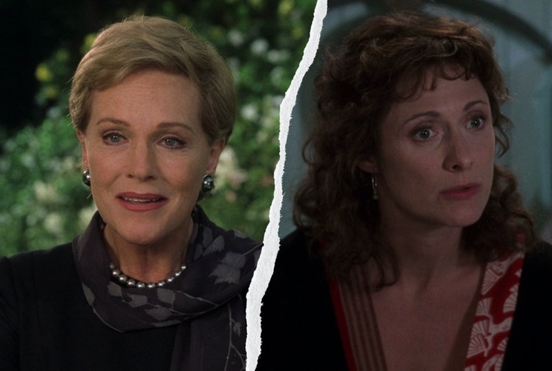 Julie Andrews and Caroline Goodall star in 'The Princess Diaries.'