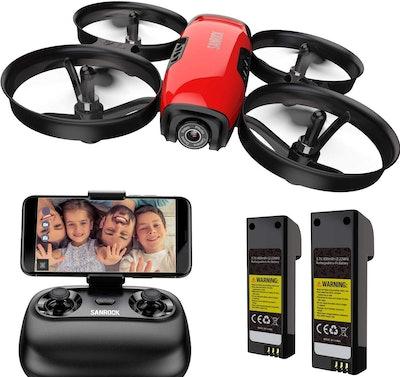 SANROCK U61W Mini Drone