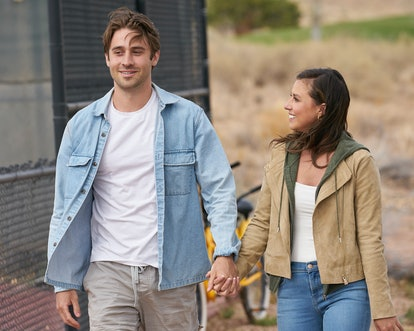 Greg Grippo and Katie Thurston in 'The Bachelorette.'