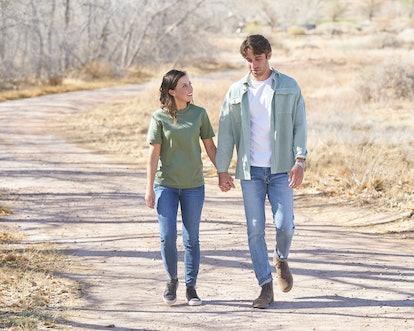 Greg Grippo and Katie Thurston on Season 17 of 'The Bachelorette'
