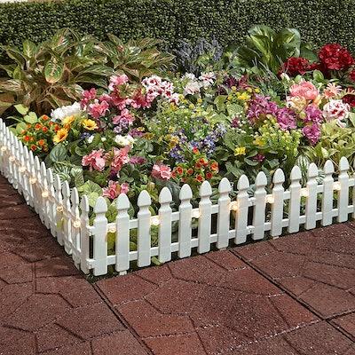 The Lakeside Collection Garden Border Fence