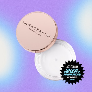 A product shot of the open tub of Anastasia Beverly Hills' Brow Freeze, the Best Brow Product winner...
