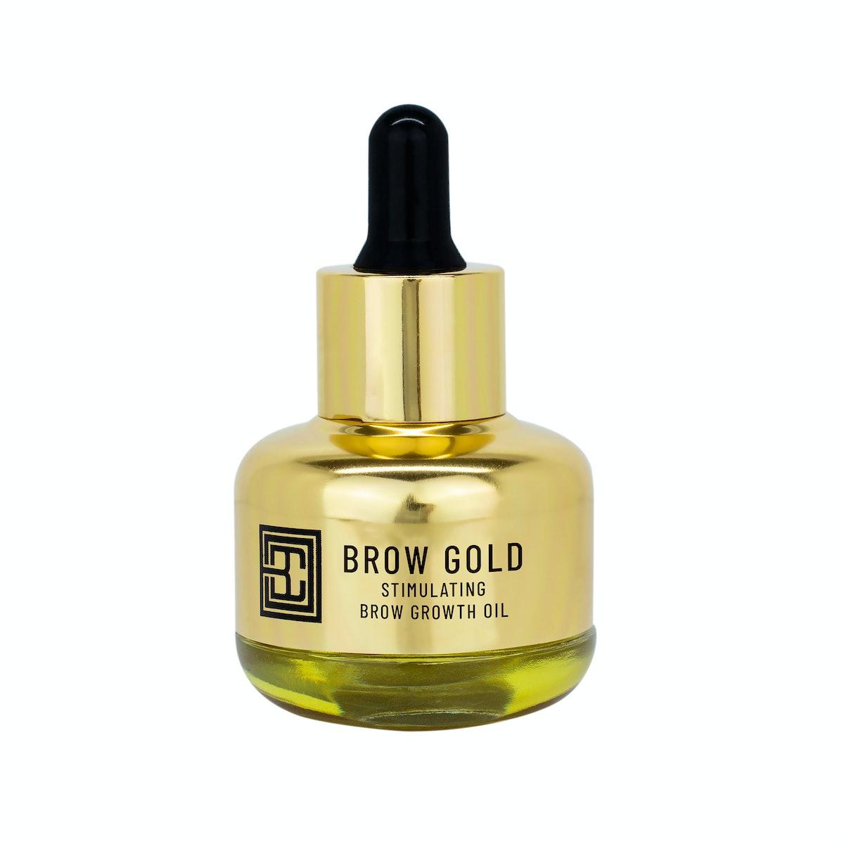 Brow Gold Nourishing Growth Oil