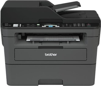 Brother - MFC-L2710DW Wireless Black-and-White All-in-One Laser Printer