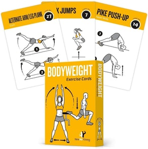 NewMe Exercise Cards