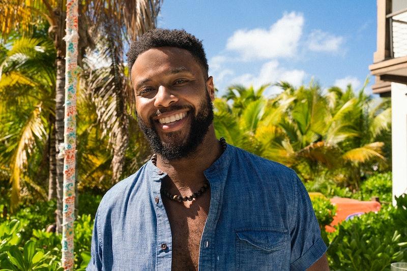 'Fboy Island' contestant Josh McDonald