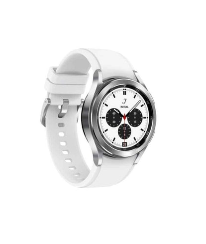 Samsung Galaxy Watch 4 Class white model