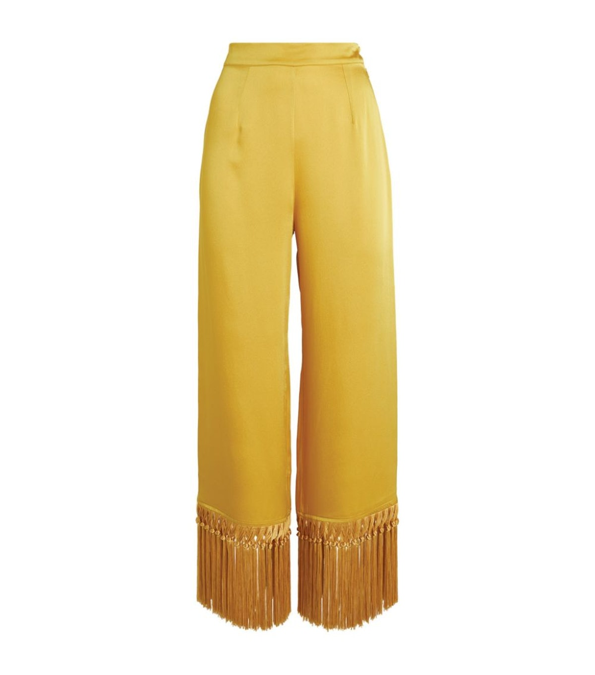 Fringed Tulum Trousers from Taller Marmo.