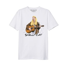 """""""Friends"""" Limited Edition Cast Collection Smelly Cat Tee"""