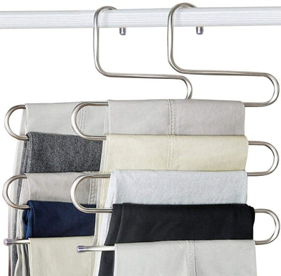 devesanter Pants Hangers (4-Pack)
