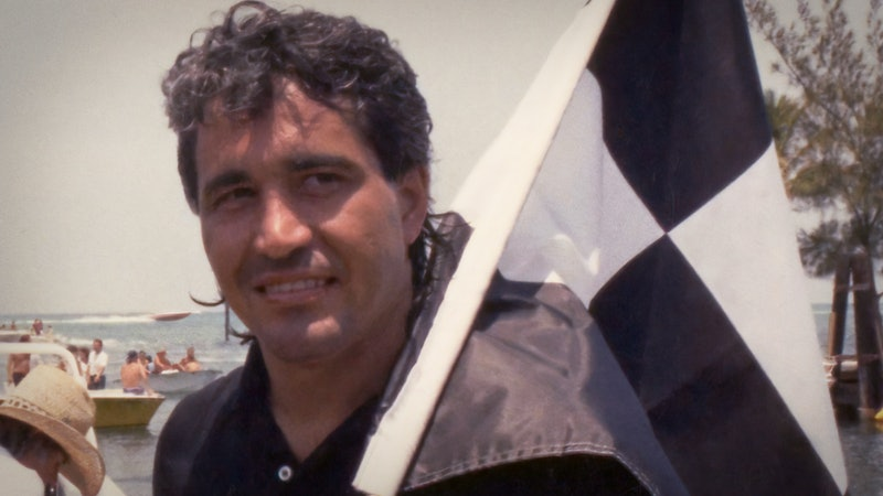 """AUGUSTO """"WILLY"""" FALCON in EPISODE 1: WILLY & SAL of COCAINE COWBOYS: THE KINGS OF MIAMI."""