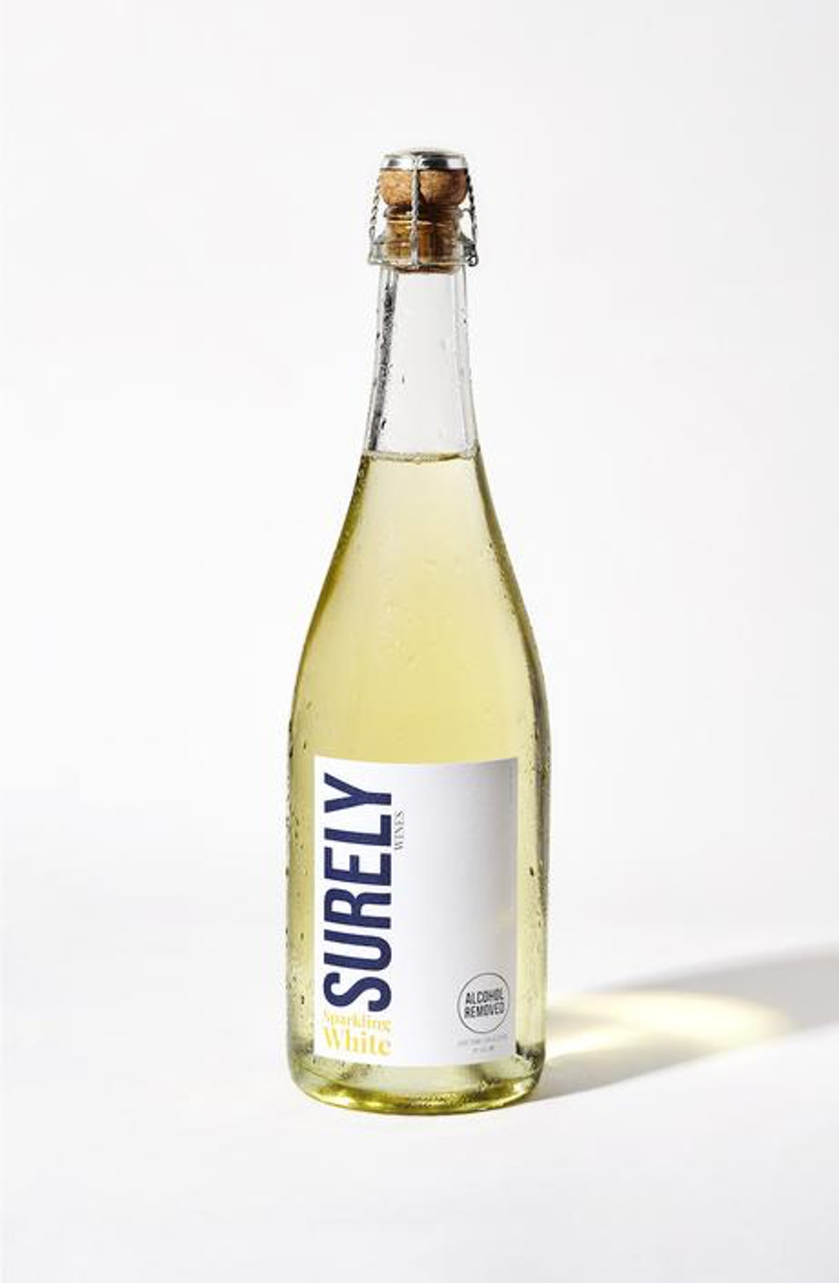 Surely Non-Alcoholic Sparkling White