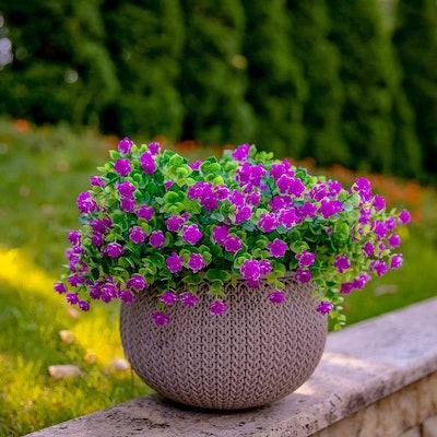 AXYLEX Artificial Flowers (6 Bundles)