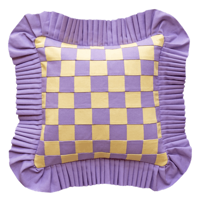 Patchwork with Ruffle