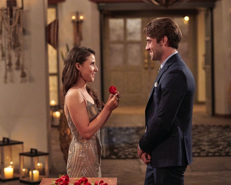 Greg Grippo and Katie Thurston on Season 17 of the Bachelorette. Experts share signs of emotional ma...