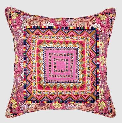 """Karachi 22"""" Pillow"""