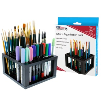 Art Supply Organizer Cube