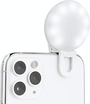 LITTIL Mini Clip On Selfie Light