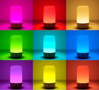 HUGOAI Touch Table Lamp
