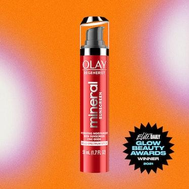 Olay Regenerist Mineral Sunscreen SPF 30