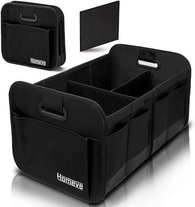 Homeve Foldable Trunk Storage Organizer