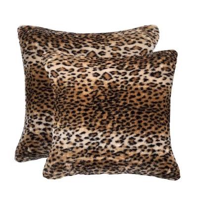 2-Pack Belton Faux Fur Pillow