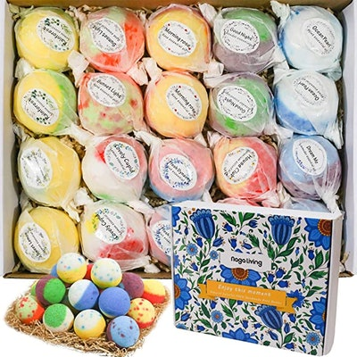nagaliving Bath Bombs Gift Set
