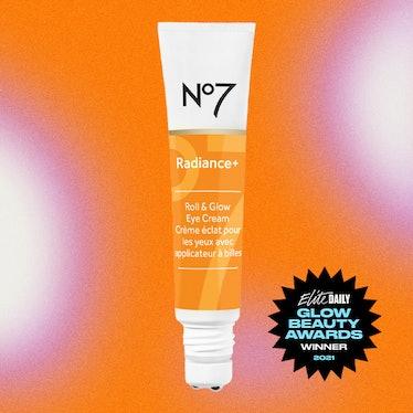 No7 Radiance+ Roll & Glow Eye Cream