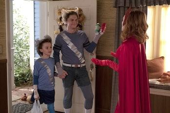 Evan Peters in WandaVision.