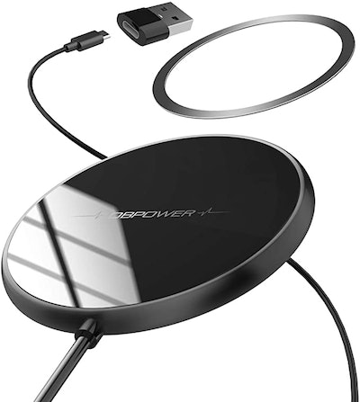 DBPOWER Magnetic Wireless Charger