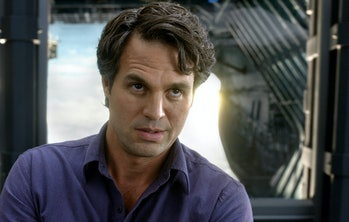 Mark Ruffalo as Bruce Banner/The Hulk in The Avengers